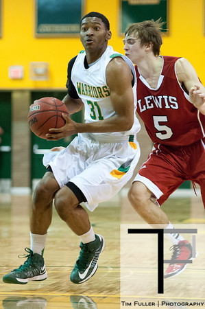 Nov 19, 2012; Detroit, MI, USA; Wayne State Warriors guard Mike Hollingsworth (31) during the game against the Lewis Flyers at the Matthaei Center. Credit: Tim Fuller-Wayne State Athletics