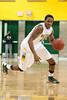 Nov 19, 2012; Detroit, MI, USA; Wayne State Warriors forward Jamar Ragland (42) during the game against the Lewis Flyers at the Matthaei Center. Credit: Tim Fuller-Wayne State Athletics