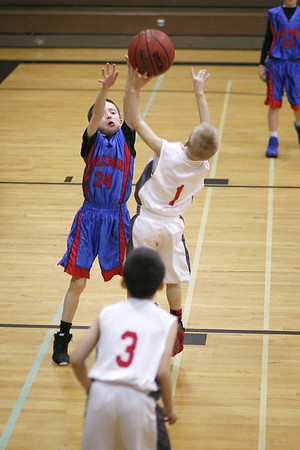 Battle Basketball Jan 30-31, 2015