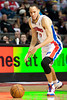 Dec 17, 2012; Auburn Hills, MI, USA; Detroit Pistons small forward Tayshaun Prince (22) during the third quarter against the Los Angeles Clippers at The Palace. Clippers won 88-76. Mandatory Credit: Tim Fuller-USA TODAY Sports