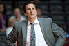 Dec 17, 2012; Auburn Hills, MI, USA; Los Angeles Clippers head coach Vinny Del Negro during the game against the Detroit Pistons at The Palace. Clippers won 88-76. Mandatory Credit: Tim Fuller-USA TODAY Sports