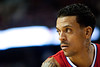 Dec 17, 2012; Auburn Hills, MI, USA; Los Angeles Clippers small forward Matt Barnes (22) during the third quarter against the Detroit Pistons at The Palace. Clippers won 88-76. Mandatory Credit: Tim Fuller-USA TODAY Sports