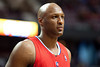 Dec 17, 2012; Auburn Hills, MI, USA; Los Angeles Clippers power forward Lamar Odom (7) during the third quarter against the Detroit Pistons at The Palace. Clippers won 88-76. Mandatory Credit: Tim Fuller-USA TODAY Sports