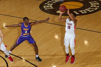 Loughlin vs LI Lutheran Boys Basketball   Empire Invitational. Photos by Chris Bergmann