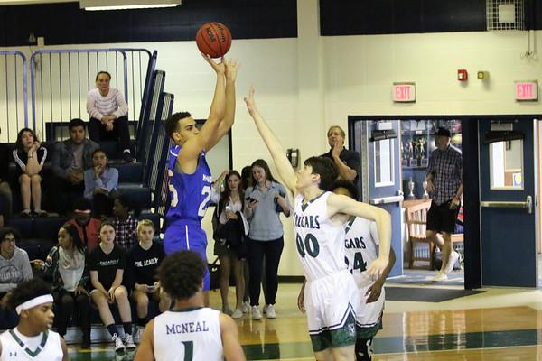 Varsity Basketball v MKA