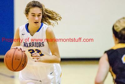 MHS Womens Basketball vs Taylor 2018-1-3-22