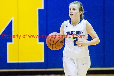 MHS Womens Basketball vs Taylor 2018-1-3-18