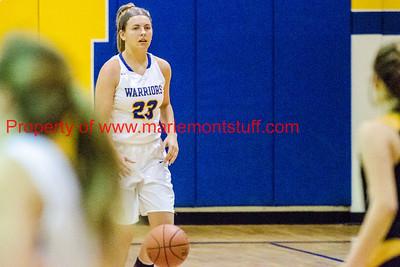 MHS Womens Basketball vs Taylor 2018-1-3-2