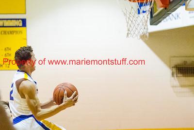 MHS Mens Basketball vs Norwood 2018-1-6-22