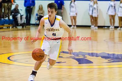 Mariemont High School Mens Basketball vs Deer Park 2018-1-23-6