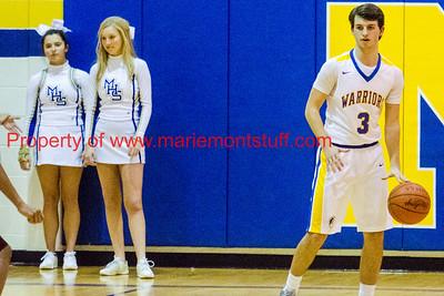 Mariemont High School Mens Basketball vs Deer Park 2018-1-23-4