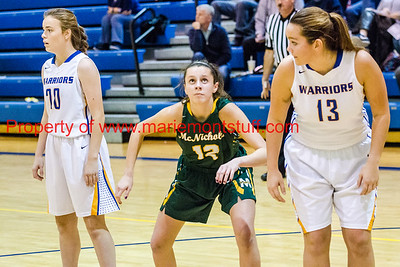 MHS Lady Warrior Hoops vs McNich 2016-11-30-22
