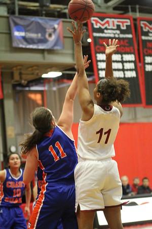 MIT-Coast Guard women's basketball Jan. 17, 2015