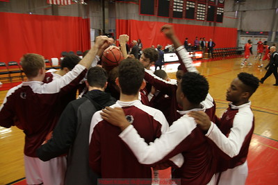 MIT-Eastern Nazarene Men's Basketball Nov. 18, 2017