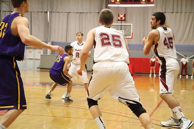 MIT-Emerson Men's Basketball Jan. 25, 2014