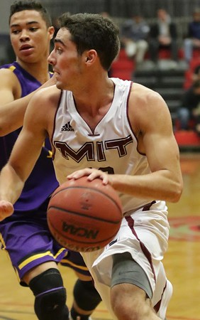 MIT-Emerson Men's Basketball Jan. 23, 2015