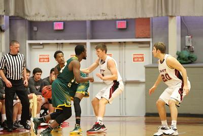 MIT-Fitchburg State Men's Basketball Nov. 29, 2014