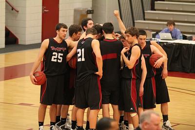 MIT-Harvard Men's Basketball Dec. 31, 2010