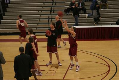 MIT-Harvard Mens Basketball December 28, 2009