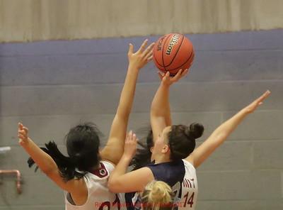 MIT-Mt. Holyoke Women's Basketball Feb. 11, 2017