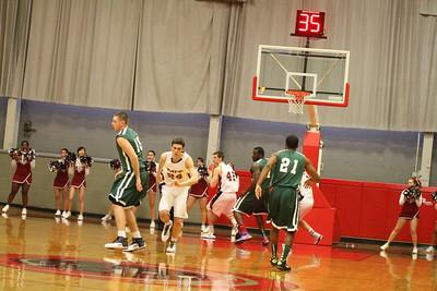 MIT-Newbury Men's Basketball December 1, 2012