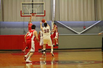MIT-RPI Men's Basketball November 19, 2011