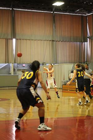 MIT-Smith Women's Basketball Feb. 19, 2011