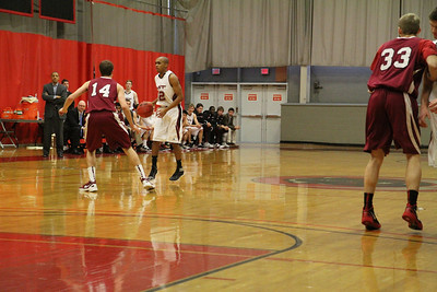 MIT-WPI Men's Basketball Jan. 21, 2012