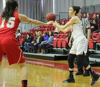 MIT-WPI Women's Basketball Dec. 5, 2015