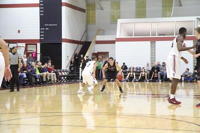 MIT-Harvard men's basketball Nov. 14, 2014