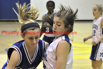 MJHS Girls Basketball 2011-12