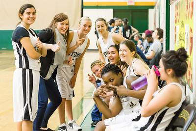 MMM Gr9 Girls Basketball 2014-15