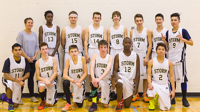 MMM Jr Boys Basketball 2014-15