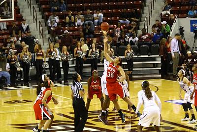 MSU vs. Western Kentucky (2014 Womens NIT Finals)