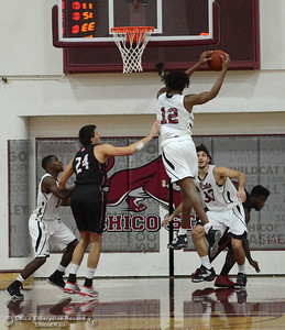 Marvin Timothy as Chico State plays Academy of Art during the 57th annual Mac Martin Classic basketball tournament Friday, nov. 25, 2016, at Acker Gym in Chico, California. (Dan Reidel -- Enterprise-Record)
