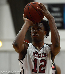 Chico State plays Academy of Art during the 57th annual Mac Martin Classic basketball tournament Friday, nov. 25, 2016, at Acker Gym in Chico, California. (Dan Reidel -- Enterprise-Record)