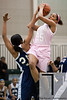 Feb 23, 2013; Auburn Hills, MI, USA; During the game between  Macomb Community College at Oakland Community College Raiders. Mandatory Credit: Tim Fuller-Oakland CC Athletics