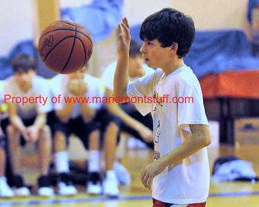 Mariemont Rec Basketball 10-11