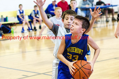 Mariemont Youth hoops 2017-2-5-50