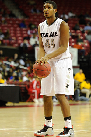 MD Prep Basketball 2013: Edmonson Red Storm vs Oakdale Bears  MAR 15