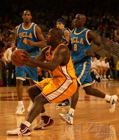 Men's Basketball vs. UCLA 2007