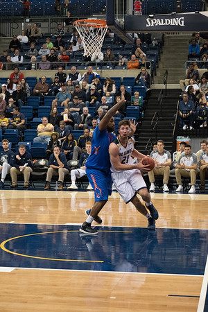 2017-12-09 William Jessup Warriors at UC Davis Men
