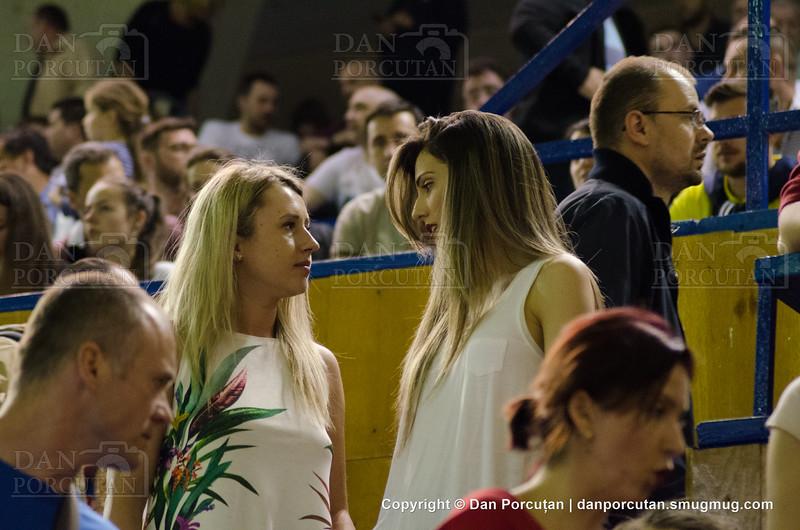 Baschet M - Play Off - Meciul 1 - U-Banca Transilvania - CSU Atlassib Sibiu 85-77 (30-15, 25-17, 11-25, 19-20)