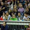 Meci de baschet masculin din Play-Out-ul Ligii Nationale de Baschet Masculin (LNBM) intre U-Banca Transilvania (ROU) vs. CSU Atlassib Sibiu (ROU)
