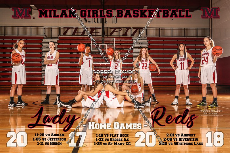 2017 Milan Womens Basketball