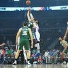 NBA: Preseason-Milwaukee Bucks at Detroit Pistons