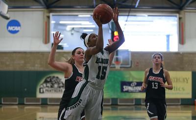 Mount Sinai vs Elmont Girls Basketball LIC Class A Final. Photos by Chris Bergmann
