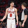 NBA: Chicago Bulls at Detroit Pistons
