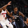 NBA: Preseason-Orlando Magic at Detroit Pistons