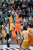 "Madol Chol, Alex Loughton - Cairns Taipans v Sydney Kings - 2014 NBL Blitz Basketball, NAB Stadium, Auchenflower, Brisbane, Qld, AUS. Day 3, Camera 1. Photos by Des Thureson - <a href=""http://disci.smugmug.com"">http://disci.smugmug.com</a>."